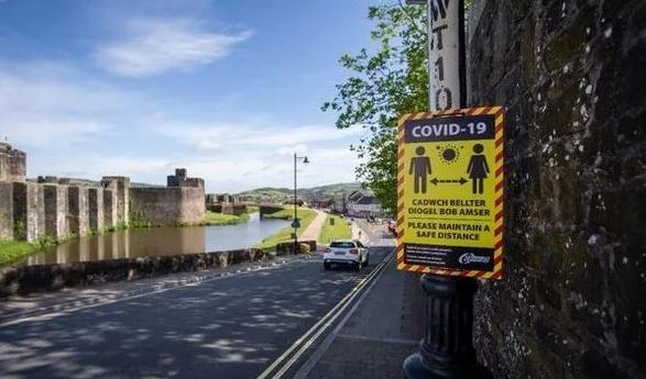 Bloqueo local de Gales: ¿Qué áreas de Gales están bloqueadas?