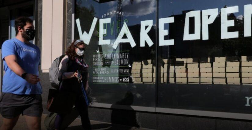La segunda ola de infecciones por coronavirus podría causar un desastre económico peor, advierten los expertos