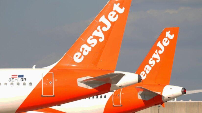EasyJet reduce la capacidad ante la menor confianza de los pasajeros