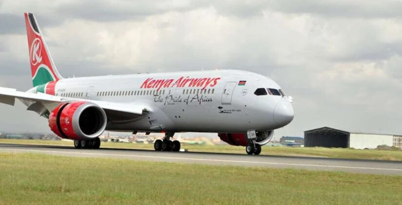 Regulador de aviación emite alerta de sonda Dreamliner para Kenya Airways