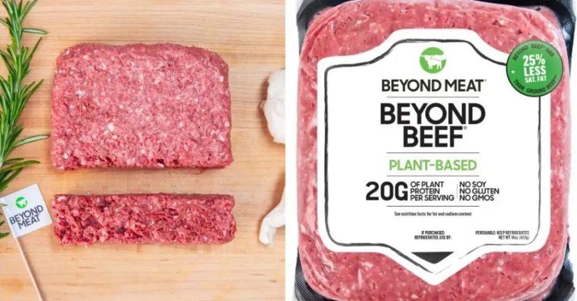 El fundador de Beyond Meat ha propuesto un impuesto sobre la carne para reducir el impacto medioambiental de su producción